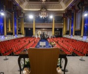 DPA Microphones Chosen For The Irish President and rsquo;s Inauguration