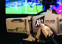 Editec at BVE 2012  with I-MOVIX ultra slow motion