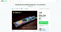 EditorsKeys smash and pound;10,000 Kickstarter Campaign in just under 10 days