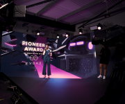 EVOKE utilises Mo-Sys extended reality technology for 2020 AIM Awards