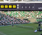 Eyeheight Linear Downstream Keyers chosen for OB coverage of 2016 Wimbledon Lawn Tennis Championships