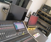 Film students at FAMU in Prague get a lesson in audio with Calrec and rsquo;s Brio console