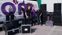 Fineline Enables On Event Production Co. To Invest c and pound;200k In Panasonic and L-Acoustics Equipment