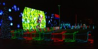 Fineline Helps Illuminate Tesco for Christmas