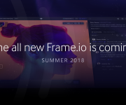 Frame.io to Preview and ldquo;The All New Frame.io and rdquo; at NAB 2018