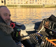 Gavin Struthers ASC Chooses Leader LV5333 3G HD SD-SDI Waveform and Picture Monitors
