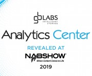 GB Labs to introduce new Analytics Center for SPACE, ECHO and  VAULT range at NAB 2019