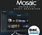 GB Labs to showcase Mosaic asset organization software and CORE.4 OS at BroadcastAsia 2019