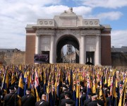 Globecast and HPower provide multiple production services for Royal British Legion and rsquo;s WW1 Great Pilgrimage 90 Parade and One Hundred Days Ceremony