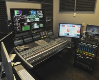 Golf Channel Completes Facility Upgrade with SSL C100 HDS and C10 HD Consoles