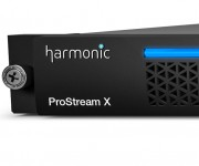 Harmonics New ProStream X Stream Processor Combines Breakthrough Encryption and Gateway Capabilities to Streamline Video Delivery