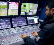 HD Protek accelerates audio workflow in OB van with upgrade to Calrec Audios Summa console