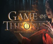 How to Create and ldquo;Game of Thrones and rdquo; Worthy Fire Effects with Red Giant