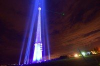 HSL Helps Control tforce at Emley Moor Mast Installation