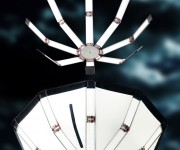 Hudson Spider to premier worlds first parabolic LED