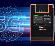 IBC2019: LiveU Unveils the First Integrated 5G Cellular Bonding Unit for Live Coverage