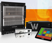 IHSE USA and VuWall Join Forces on High-End KVM Management Systems and Wall Displays