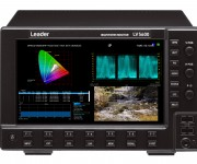 Ikegami Europe Invests in Leader LV5600 SDI IP Broadcast Waveform Monitor as Reference Test Instrument