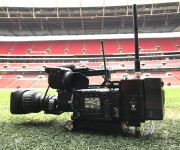 IMT Vislinks HCAM HEVC 4K Wireless Camera System Goes Live, Deployed by Broadcast RF at High-Profile UK Soccer League Matches