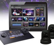 InfoComm 2019: Broadcast Pix Emphasizes IP with New Integrated Production Switcher, PTZ Camera Control