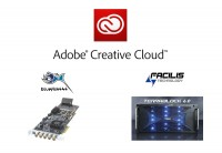 Ingest and amp; Storage Support for Adobe Creative Cloud