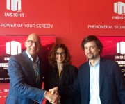 INSIGHT TV ANNOUNCES MAJOR EUROPEAN DISTRIBUTION  DEAL WITH M7 GROUP AT MIPTV 2017