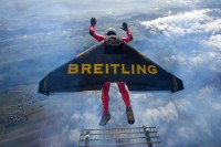 Integrated Microwave Technologies, LLC (IMT) Soars to New Heights on Yves Jetman Rossys Jet Pack at the New Zealand International Air Show