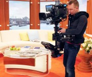 ITV Studios joins the ranks of new Steadicam M-1 top-of-the-range rig users