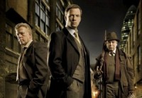 ITVs Drama Whitechapel returns To Hackenbacker