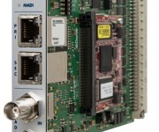 Junger Audio Add DANTE AES67 and MADI Connectivity To Its Modular C8000 Audio Processing System