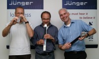 Junger Audio Boosts its International Sales Team
