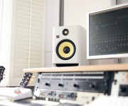 KRK Limited Edition ROKIT G4 and ldquo;White Noise and rdquo; Monitors Now Available