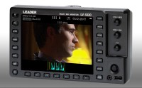 Leader announces European introduction of S-Log2 option for LV5330 monitor and LV5380 digital film and video production analyser