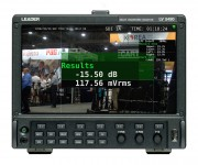 Leader Announces Video Noise Meter Option for LV5490 4K Waveform Monitor