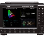 Leader Announces ZEN Series LV5350 UHD HD SD-SDI Waveform Monitor and LV7300 Rasterizer