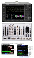 Leader introduces new options for LV5770 broadcast signal analyser to UK market at BVE North 2012