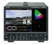 Leader to introduce 4K-IP and 8K compatible test and measurement products at NAB 2019