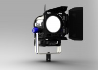 Litepanels at Cabsat and amp; BVE 2012 with the new Sola 4 Fresnel fixture