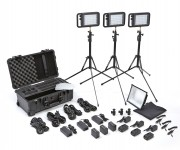 Litepanels Launch Brighter Lykos+ Mini LED Panel for Professional Lighting on the Fly