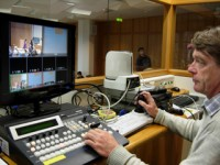 Live OR Transmission in 3D at the University Hospital Tbingen with solutions from Teracue