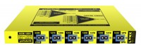 LYNX Technik AG and reg; Debuts New yellobrik and reg; 3G Fiber Optic CWDM Multiplexers   Demultiplexers at IBC2010