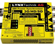 LYNX Technik Packs Fully Featured Broadcast Frame Synchronizer Performance into yellobrik Solution