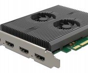 Magewell Introduces New Dual-Channel 4K Capture Card with Workflow-Simplifying Loop-Through Connectivity