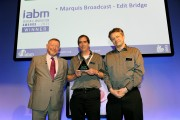 Marquis Edit Bridge Wins IABM Design and amp; Innovation Award at IBC