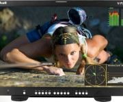 Marshall Electronics Introduces Ultra-High-Definition V-R241-4K Master Confidence Monitor at NAB 2019