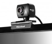 Marshall Expands Miniature Camera Line with USB-Powered Camera for Streaming and Collaborative Applications