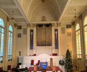 Marshall PTZ Cameras Deliver Broadcast Quality UHD Images for Newnan Presbyterian Church and rsquo;s Live Streams