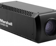 Marshall Unveils Two New Zoom Block Cameras