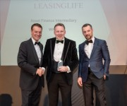 Medialease wins best Asset Finance Intermediary at the 2019 Leasing Life awards