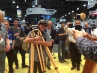Miller Camera Support, LLC Announces Winner of Charitable Raffle at the 2014 NAB Show